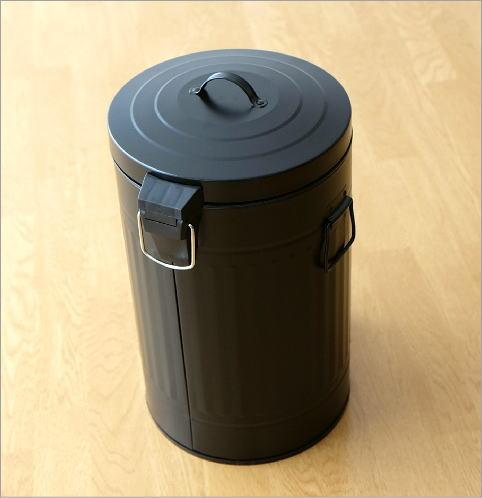 ペダル付きゴミ箱 L(3)