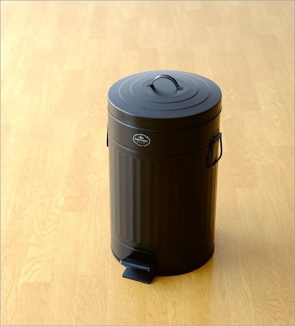 ペダル付きゴミ箱 L(4)
