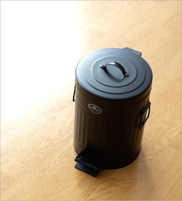 ペダル付きゴミ箱 S(1)