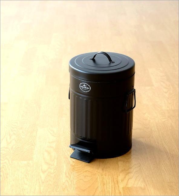 ペダル付きゴミ箱 S(4)