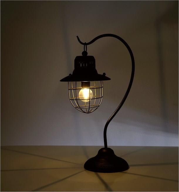 LEDハンギングスタンドランプ(7)