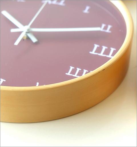 カラフル掛け時計 4タイプ(2)