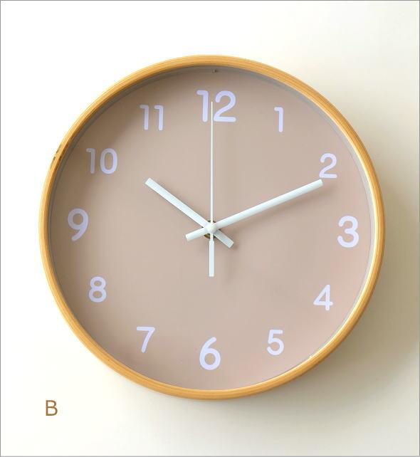 カラフル掛け時計 4タイプ(5)