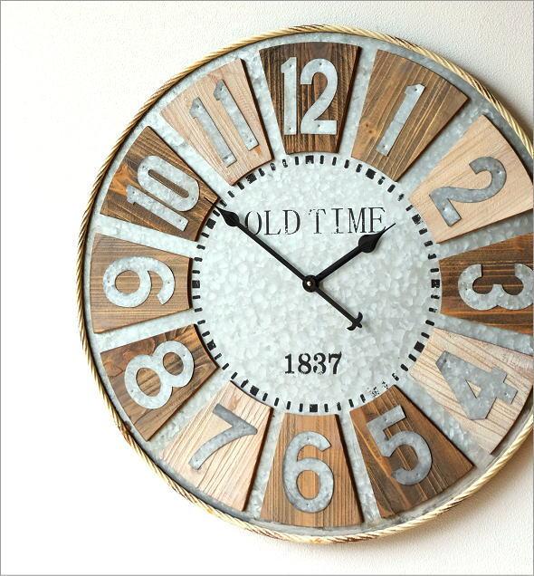 ビッグな掛け時計(1)