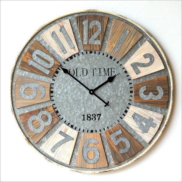 ビッグな掛け時計(6)