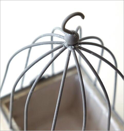 レンガ風ウッドプランタードーム(3)