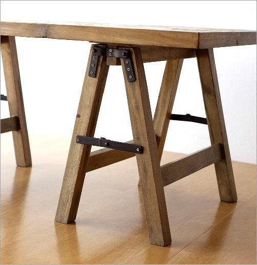 シャビーシックなフォールディングテーブル(3)