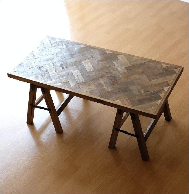 シャビーシックなフォールディングテーブル(6)