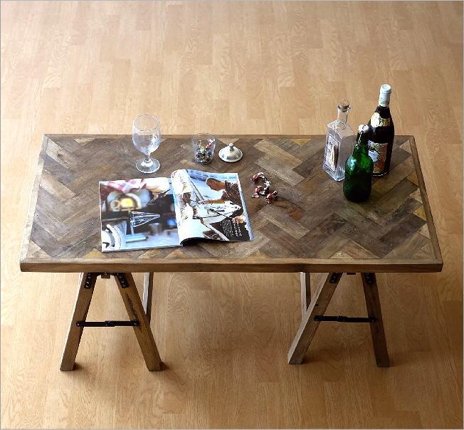 シャビーシックなフォールディングテーブル(7)