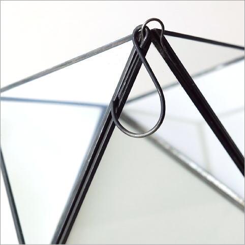 アイアンとガラスのテラリウム A(2)