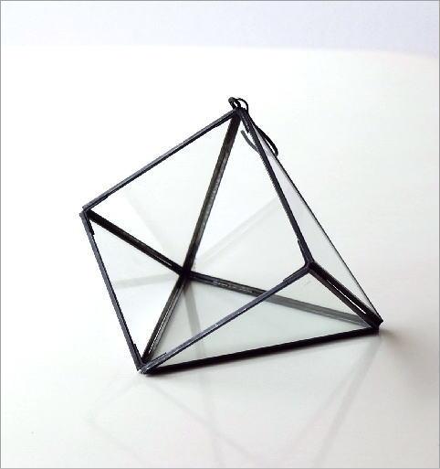 アイアンとガラスのテラリウム A(4)