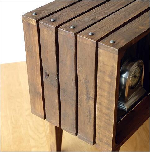 シャビーシックなテレビボード(4)