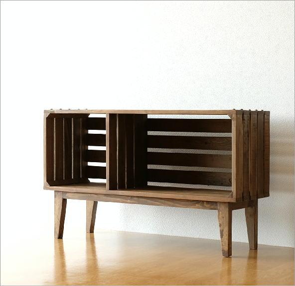 シャビーシックなテレビボード(6)