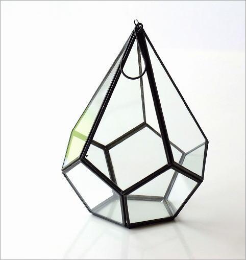 アイアンとガラスのテラリウム B(4)