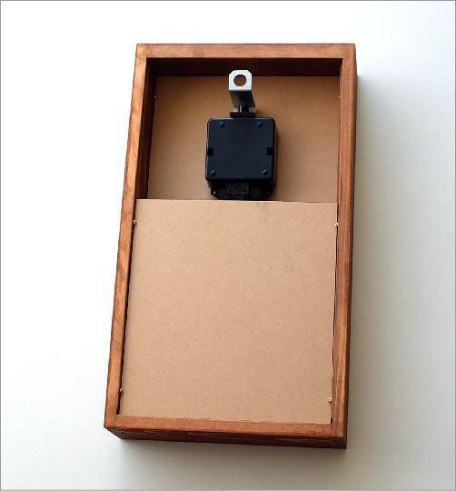 ヒノキ振り子時計(4)