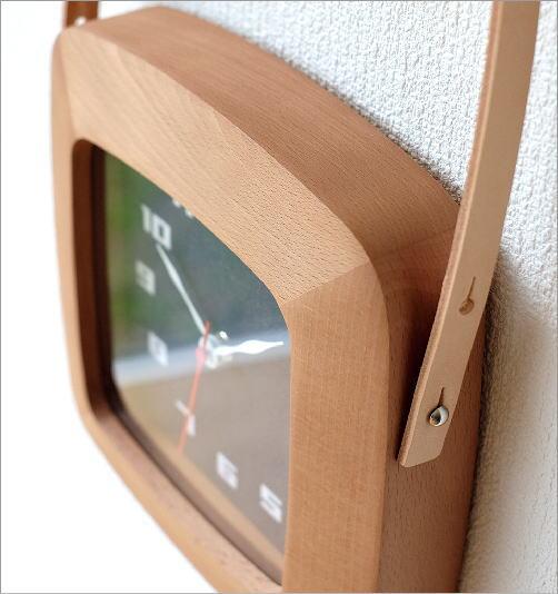 BAG型掛け時計 デニム(2)