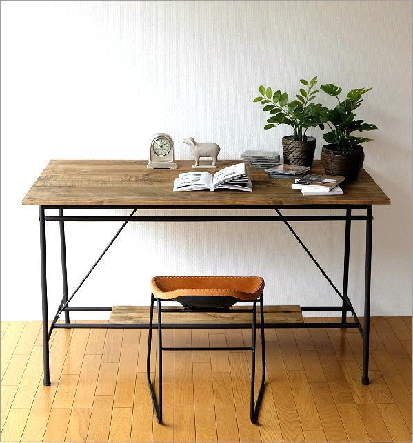 シャビーシックなワークテーブル&デスク B(1)