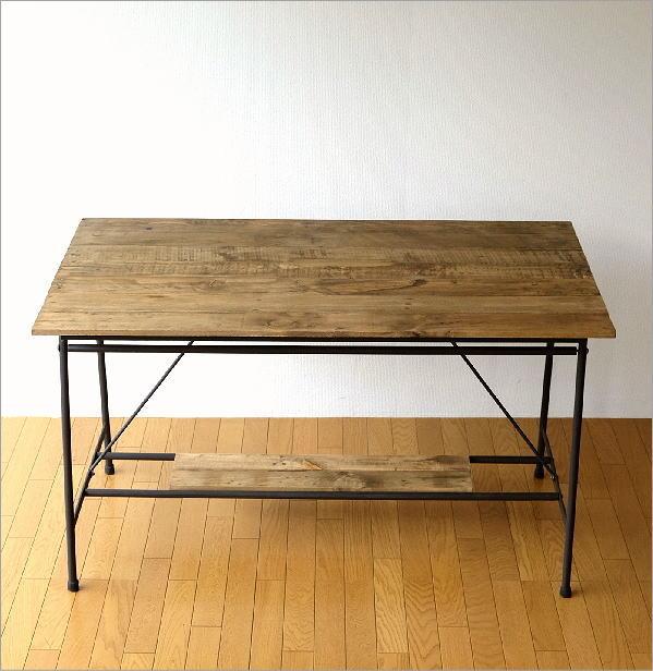 シャビーシックなワークテーブル&デスク B(7)