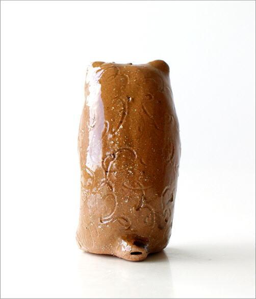 陶器のくまの置物(3)