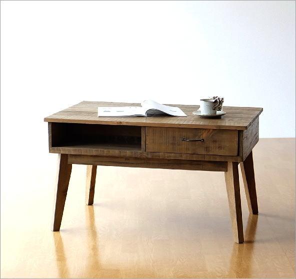 シャビーシックなコーヒーテーブル(6)