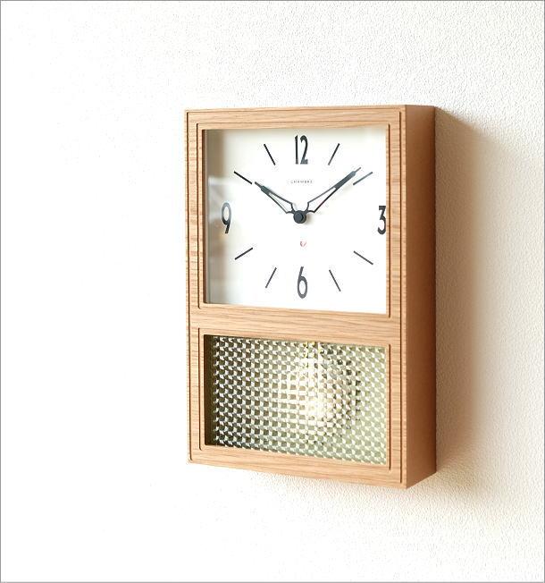 オーク振り子時計(1)