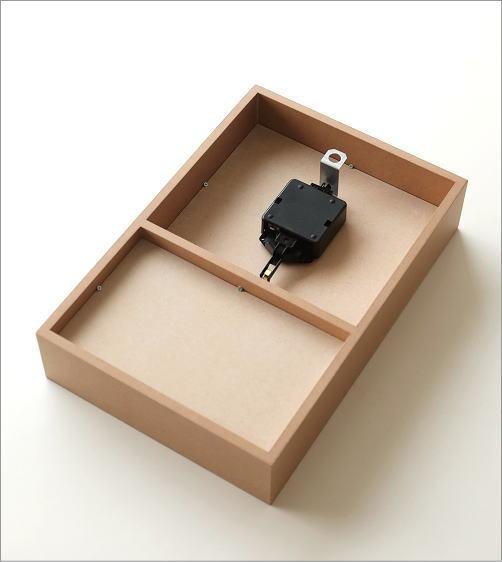 オーク振り子時計(4)