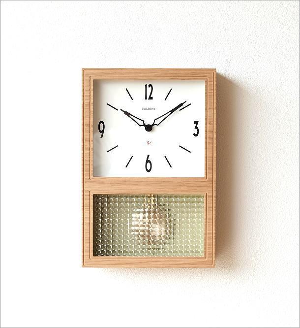 オーク振り子時計(5)