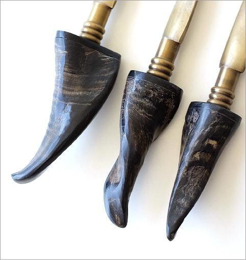 真鍮とボーンのペーパーナイフ(2)
