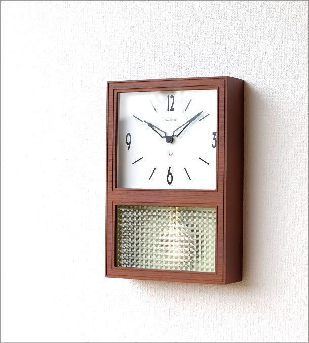 チェリーブラウン振り子時計(1)