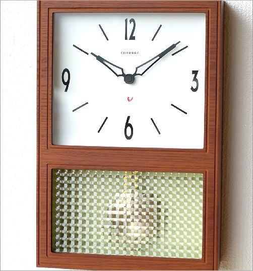 チェリーブラウン振り子時計(3)