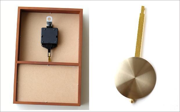 チェリーブラウン振り子時計(4)