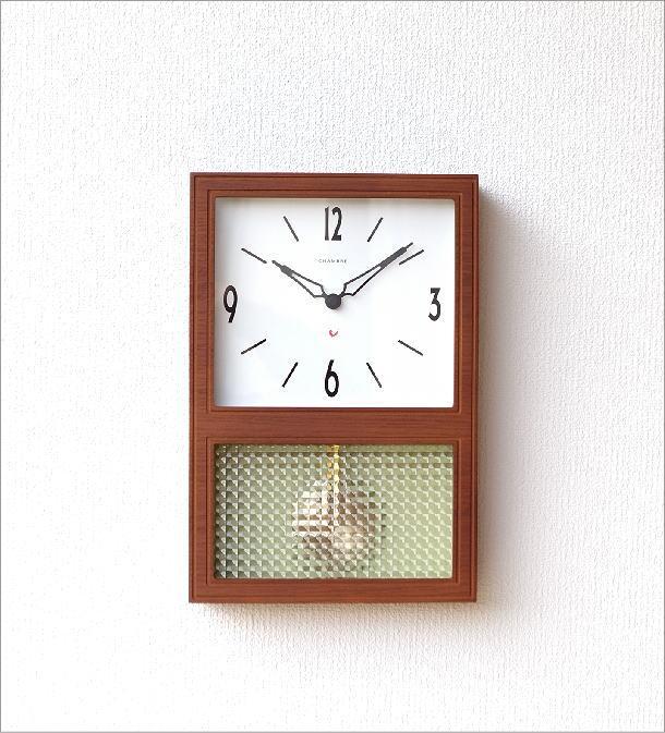 チェリーブラウン振り子時計(5)