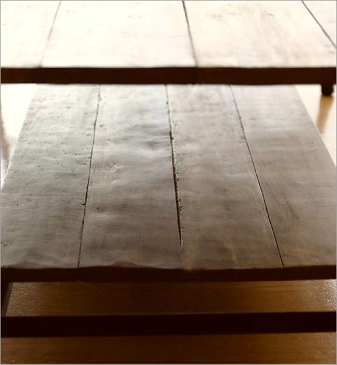 シャビーシックなレクトテーブル(4)