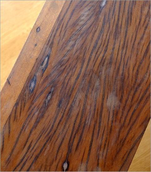 シャビーシックな折り畳みロングベンチ(3)