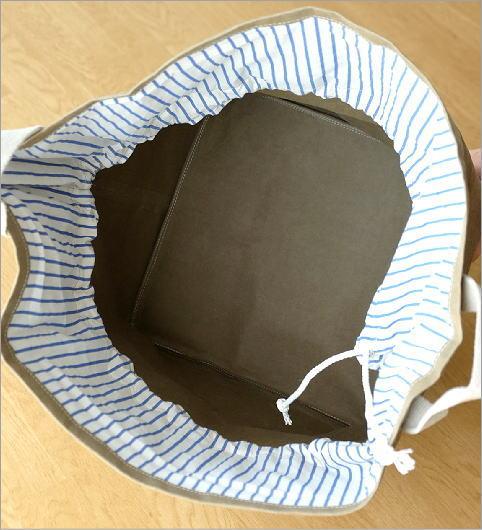 UASHMAMAランドリーバッグ 3カラー(4)