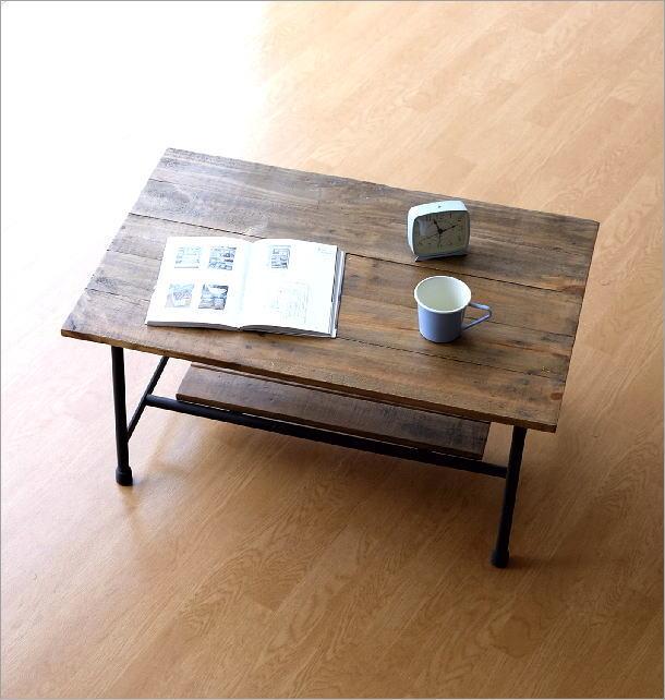 シャビーシックなテーブル A(6)