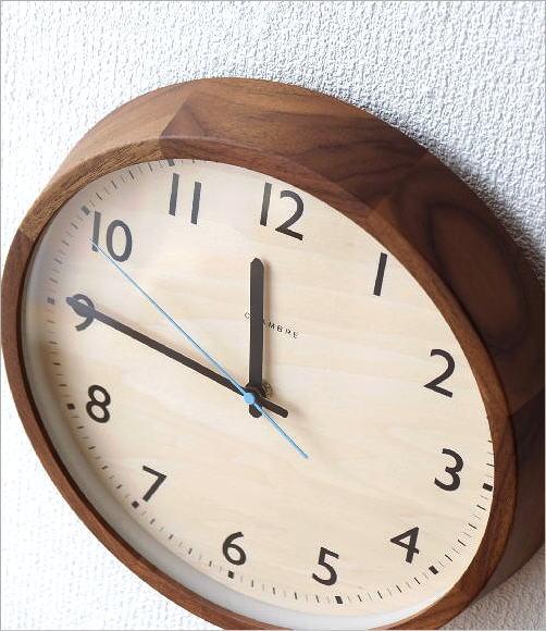 ウォールクロック電波時計 ドロップWN(2)