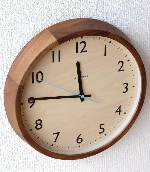 ウォールクロック電波時計 ドロップWN(3)