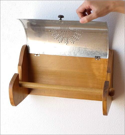 素朴なキッチンペーパーホルダー(3)