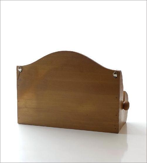 素朴なキッチンペーパーホルダー(4)