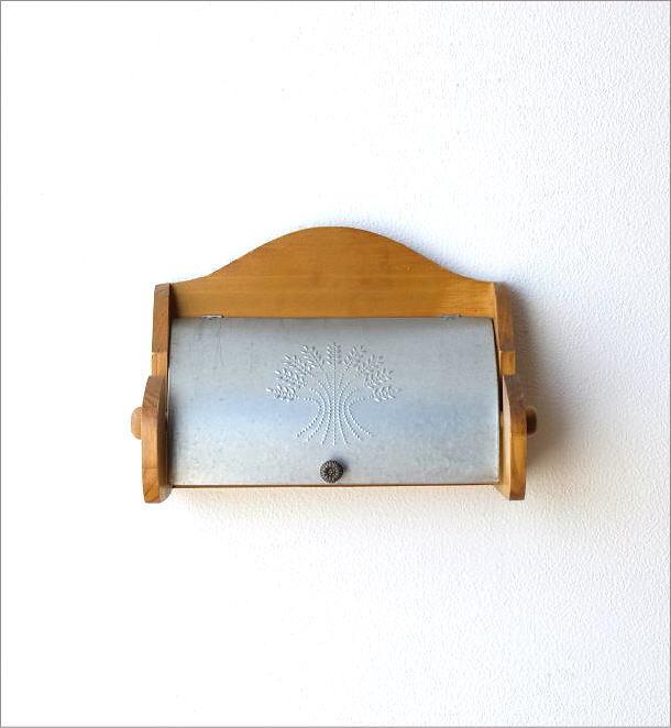 素朴なキッチンペーパーホルダー(5)