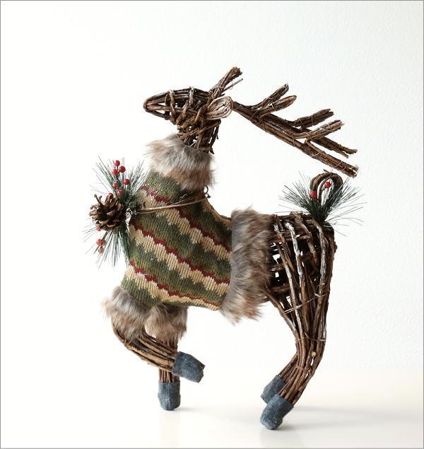 鹿の置物(4)