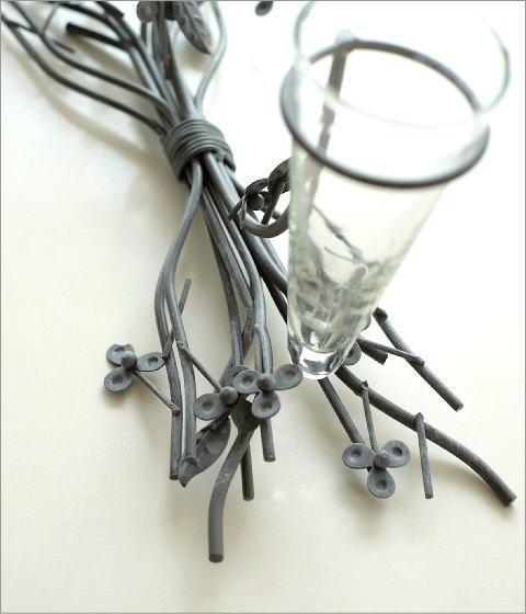 ガラスのツインベース グレイ(2)