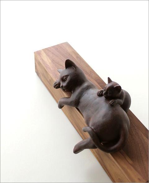 親子ネコのお昼寝(1)