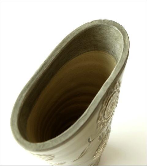 陶器のミニベース フローラ(3)