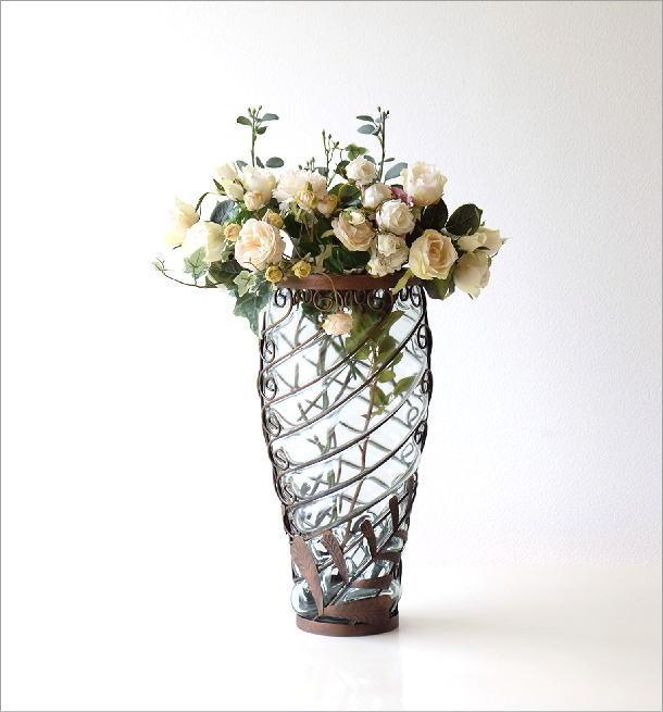 メタルガラスベース ファーン(1)