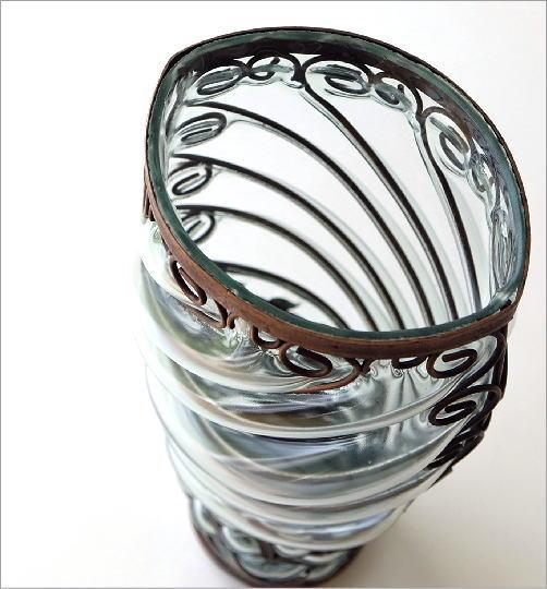 メタルガラスベース ファーン(2)