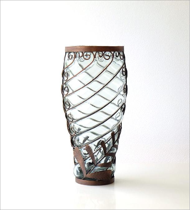 メタルガラスベース ファーン(4)