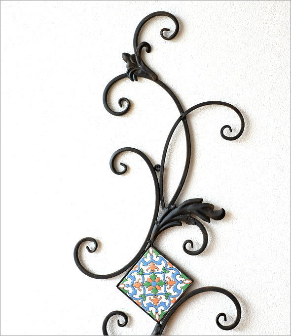 アイアンの壁飾り モザイク(1)