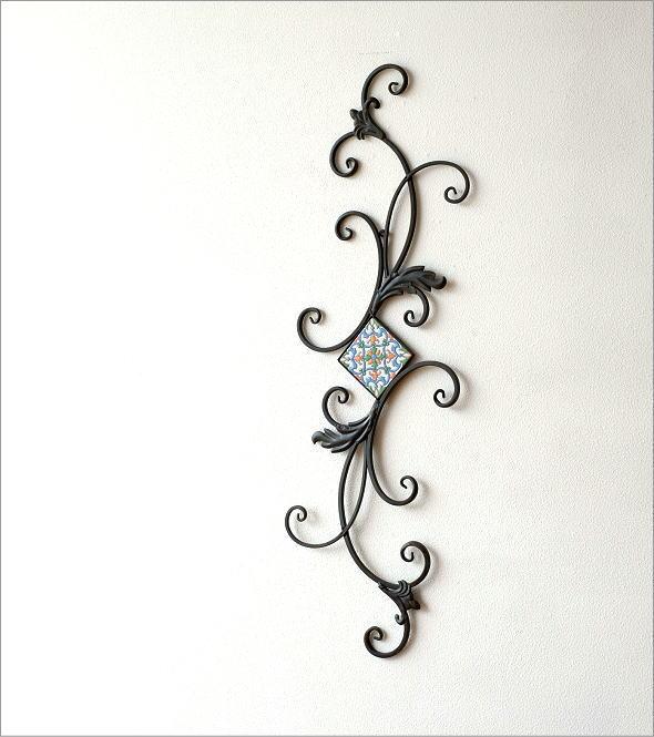 アイアンの壁飾り モザイク(4)